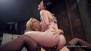 Sally Queen Anal fucked by dildo in public - 5:56