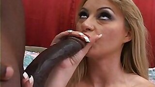 Gay man gets hardcore anal sex with huge black cock - 33:16