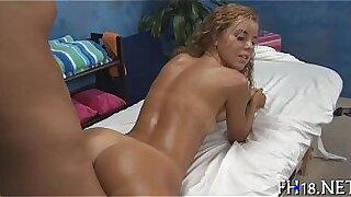 Sexy students go crazy orgasmic massage - 5:04