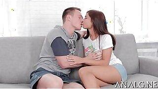 Interracial anal threesome party with Arisa, Krystal, Charlotte, Jaimes Syri - 5:33