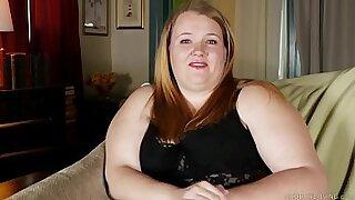 Fat pussy Jynx Maze first blowjob ever! - 11:08