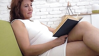 Hot old and young lesbians Minnie Manga and Red Mary - 6:00