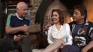 Irish Redhead Swinger Cheats On Hubby - 24:00
