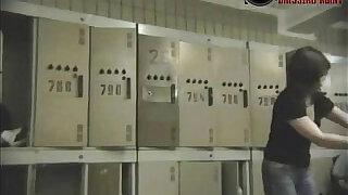 Hot girls naked in locker room! - 5:00