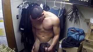 Highheeled asian cumswallows after hard anal fuck - 8:00