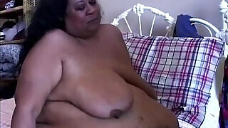 Dirty Debrina is a SSBBW who loves the taste of cum - 23:00