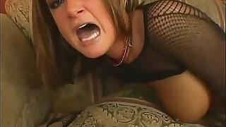 Awesome Blonde Single Mom Sucked A Large Cock And Got Cumshot - 14:00