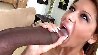 Black dick for a white girl Alison Star - 7:00