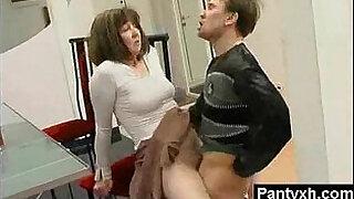 Hilarious Pantyhose Fetish Milf Fucked Hard - 5:00