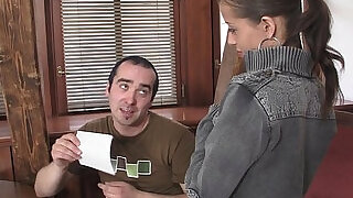He tricks brothers wife into sex - 6:00