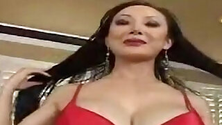 Nasty Asian woman - 20:00