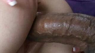 Hottie bangs black guy - 5:00