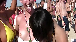 special assignment beach parties uncensored scene - 5:00