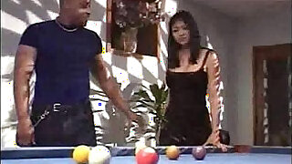 Huge titted Asian whore nailed black hard sex - 14:00