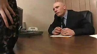 Hot secretary Missy Stone fucked by her boss - 45:00