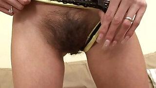 Hairy Silvia Fucked Hard - 15:00
