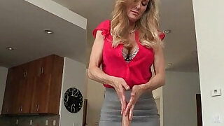 Taylor Whyte and Brandi Love threesome on massage table - 6:00