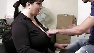 See her huge natural tits bounce during sex - 6:00