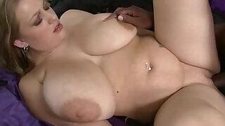 Chubby Big Tit Wife Shyla Shy Fucks Black Cock - 2:00