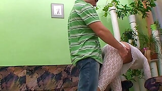 Ponytailed Horny Stepsister Gets Tight Anal Fucked - 28:00