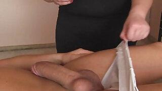 carolina foot smelling cock massage handjob jerkoff small - 2:00