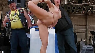 wet ultra hot iowa biker chicks naked in public - 23:00