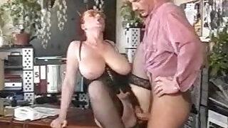 Big tited secretary and boss - 16:00