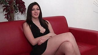 Casting young brunette deep hard anal pounded and fist fucked - 37:00