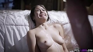 Stepdaughter fucked by dad after he masturbates - 6:05