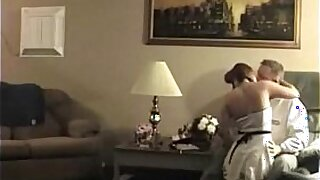 Real Amateur Wife Hidden Cam Full session April - 10:11