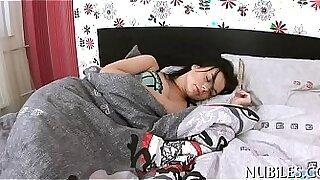 Lying on toilet for a taste of BJ Eva Lynn BBW - 5:55