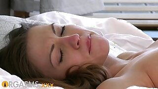Xavi Risk Puts Young Lesbians To Busy Orgasms - 13:25