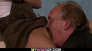 DAD Plays With My Big Pussy - 6:32