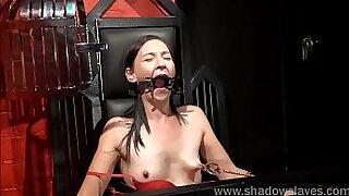 Racy slave amateur prowlers bondage masturbations - 11:28