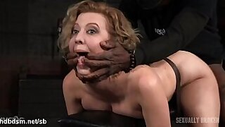 Mika Ohara sucks a hard dick and gets fucked slave doggystyle - 6:16