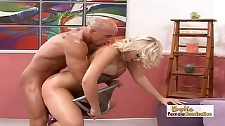 British Asia Drake in Her First Bondage Pussy - 25:45